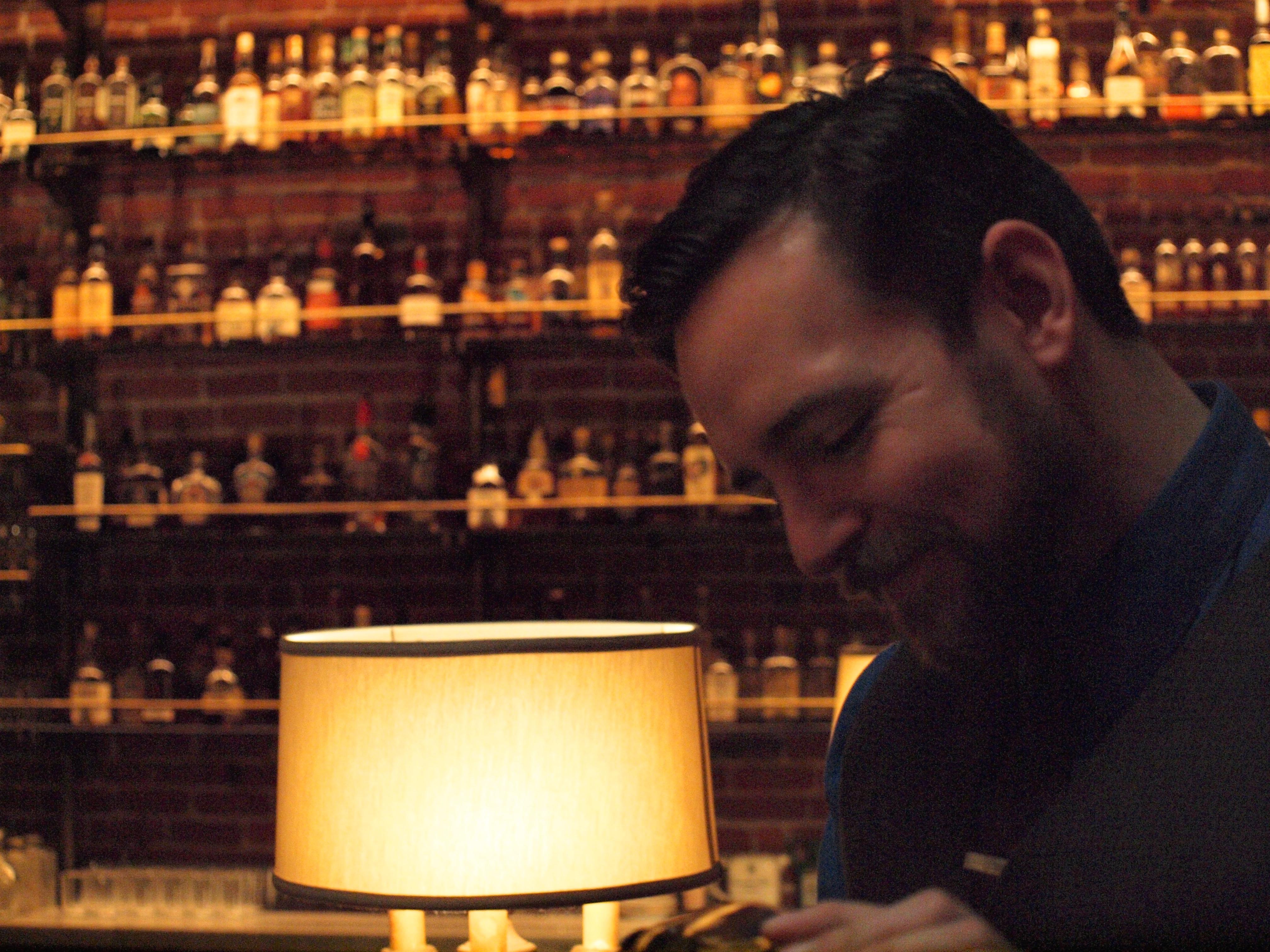bartender, portland bartender, portland cocktail