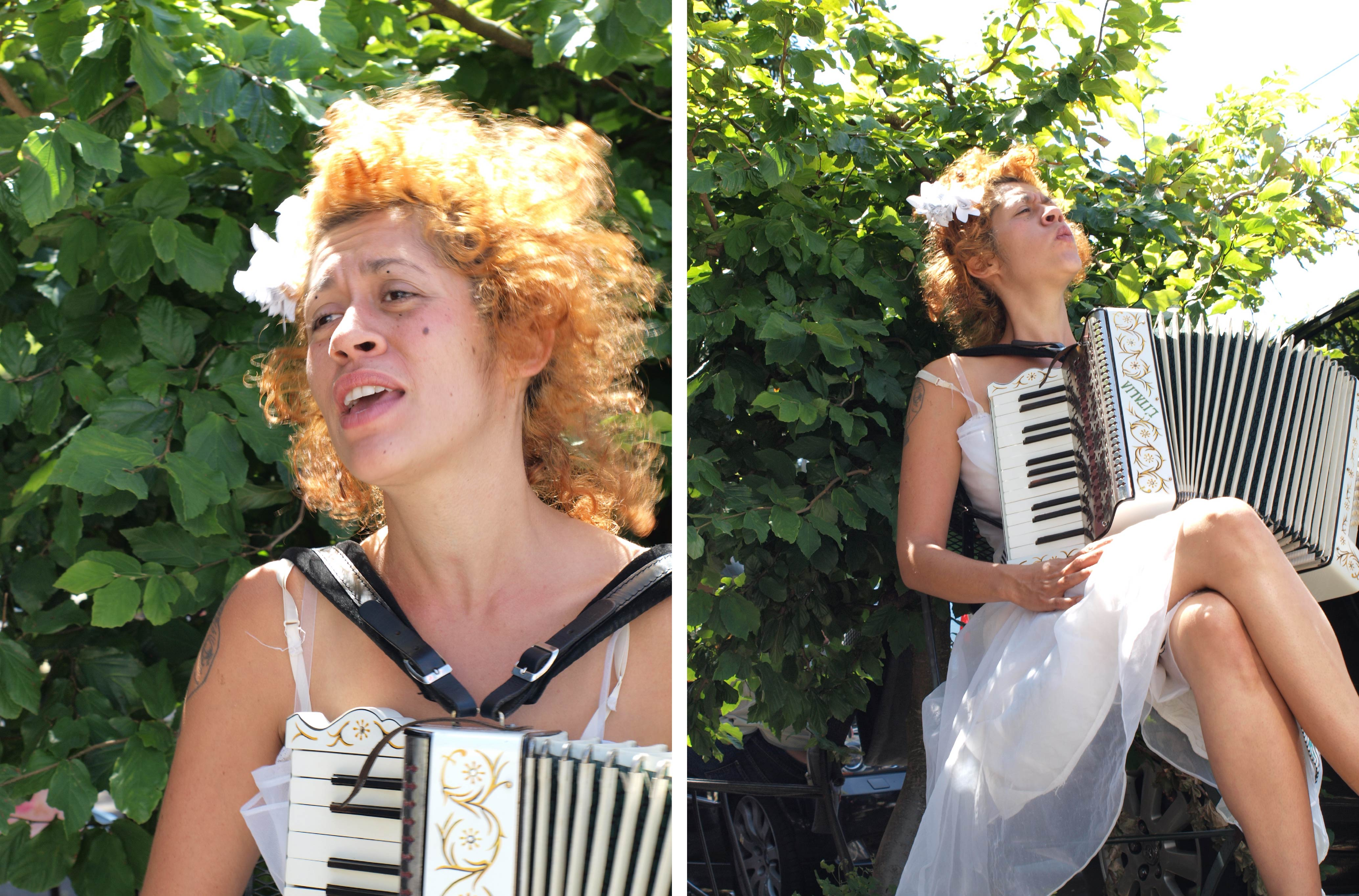 portland writer, beverage writer, portland music, street musician